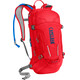 CamelBak M.U.L.E. Trinkrucksack racing red/pitch blue